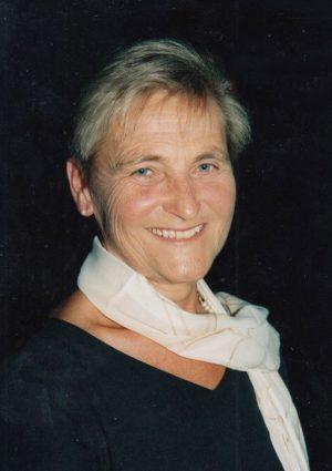 Portrait von Christl Groiß
