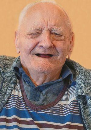 Portrait von Erhard Spießberger