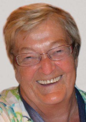 Portrait von Maria Auracher