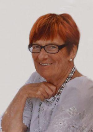 Portrait von Ingeborg Fehrer