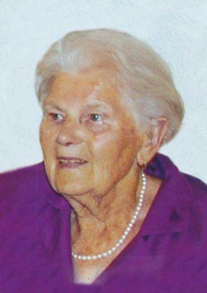 Portrait von Maria Obereder