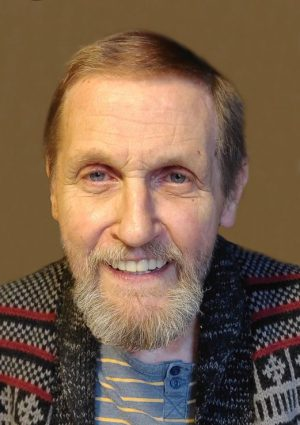 Portrait von Rudolf Graßecker