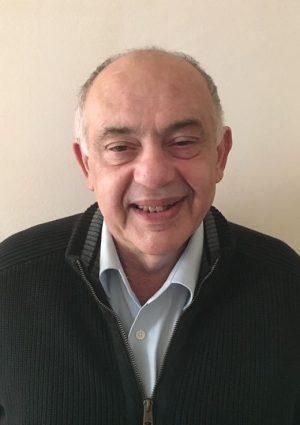Portrait von Mihajlo Krastek