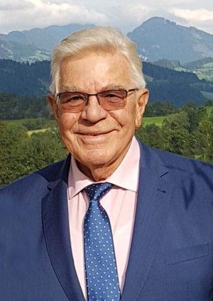Portrait von Rudi Reichleitner