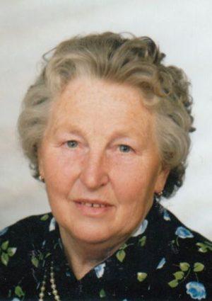 Portrait von Berta Buschberger