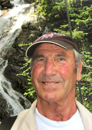 Portrait von Josef Krumhuber