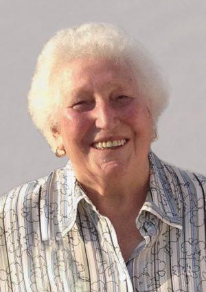 Portrait von Hedwig Baumgartner
