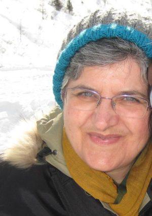 Portrait von Brigitte Mayr