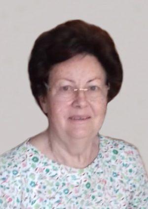 Portrait von Gertrud Wimmer