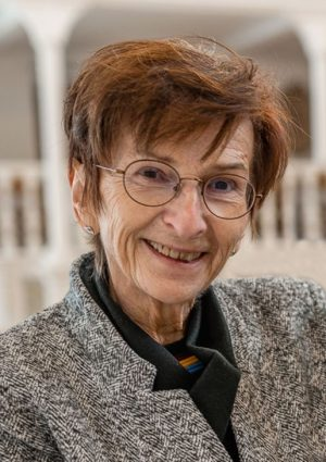 Portrait von Dipl. Päd. Helga Stadler