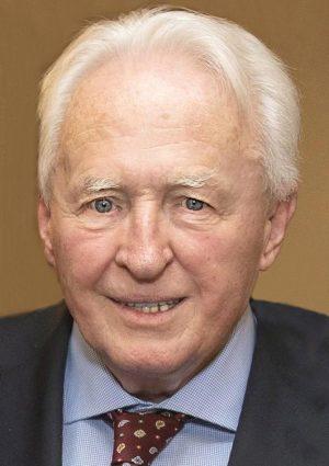 Portrait von Helmut Bruckmüller