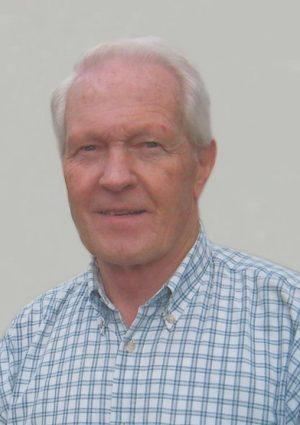 Portrait von Friedrich Burghofer