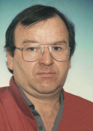 Portrait von Richard Stienitzka