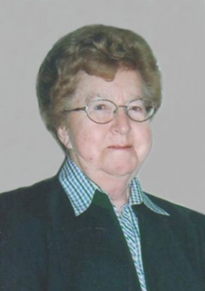 Portrait von Rosina Strauss