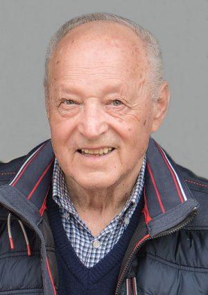 Portrait von Leopold Bergmair