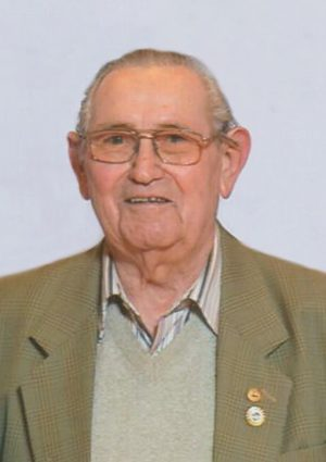 Portrait von Hans Niedermoser