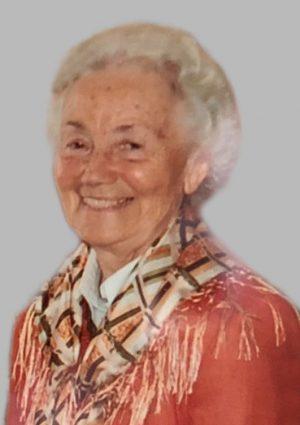 Portrait von Erna Olwitz