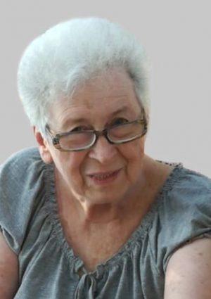 Portrait von Antonie Albrecht