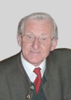 Portrait von Alois Humenberger