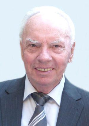 Portrait von Karl Kamptner