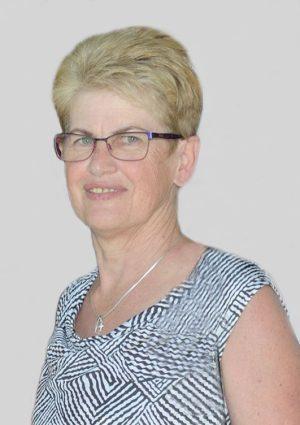 Portrait von Margarete Kaspar